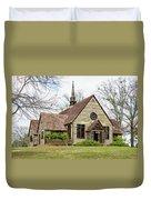 Barnwell Chapel Duvet Cover