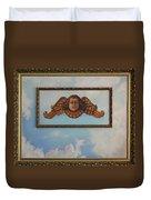 Baroque Angel Duvet Cover