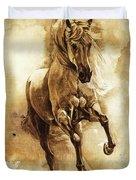 Baroque Horse Series IIi-ii Duvet Cover