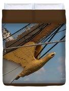 Barque Eagle Masthead Duvet Cover