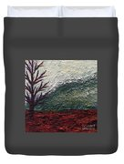 Barren Landscapes Duvet Cover