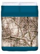 Barren Tree Duvet Cover