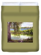 Barrie Waterfront Duvet Cover
