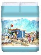 Barril Beach 05 Duvet Cover
