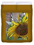 Barrio Sunflower 3 Duvet Cover