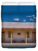 Barrio Viejo Symmetry Duvet Cover