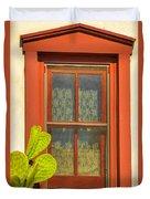 Barrio Window Duvet Cover