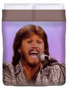 Barry Gibb Duvet Cover