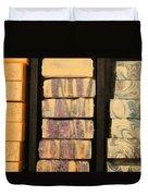 Bars Of Handmade Soap Duvet Cover