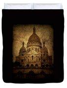 Basilica Duvet Cover