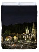 Basilica Of The Immaculate Conception Duvet Cover