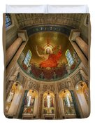 Basilica Of The National Shrine Duvet Cover