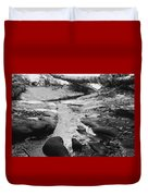 Basin Creek Duvet Cover