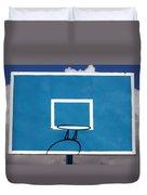 Basketball Backboard Duvet Cover