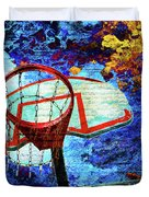 Basketball Dream Duvet Cover
