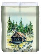 Basque Oven - Russell Valley Duvet Cover