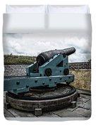 Bastion Gun Duvet Cover