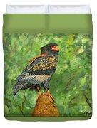 Bataleur Eagle Duvet Cover