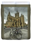 Bath Abbey 2.0 Duvet Cover
