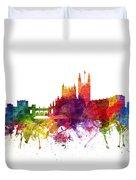 Bath England Cityscape 06 Duvet Cover