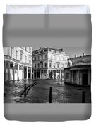 Bath Spa Duvet Cover by Trevor Wintle
