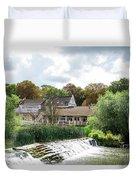Bathampton Mill Duvet Cover