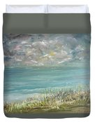 Bathed In Sweetness Duvet Cover