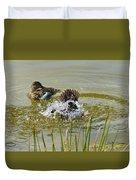 Bathing Duvet Cover