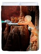 Battle Beyond The Stars Duvet Cover