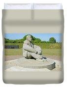 Battle Of Britain Memorial Duvet Cover