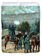 Battle Of Chattanooga Duvet Cover