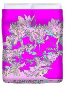 Battle Of Spratz Memorial Duvet Cover