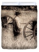 Battle Ready - Gettysburg Duvet Cover