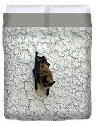 Batty Grin Duvet Cover