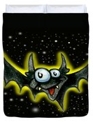 Batty Duvet Cover