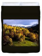 Bavarian Alps 2 Duvet Cover