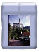 Bavarian Castle Duvet Cover