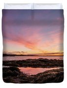 Bay Of Fundy Duvet Cover