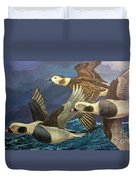 Bay Runners Duvet Cover