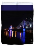 Bay View Flags Duvet Cover