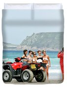 Bay Watch Uk Duvet Cover