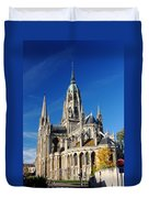 Bayeau Cathedral Duvet Cover