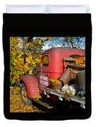 Bayshore Orchards Duvet Cover