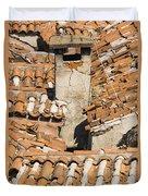Bazaar View Duvet Cover