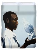Be Free Three Duvet Cover by Kaaria Mucherera