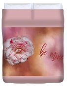 Will You Be Mine Duvet Cover
