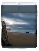 Beach Access  Duvet Cover