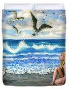 Beach Bliss Duvet Cover
