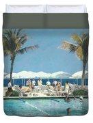 Beach Club Duvet Cover