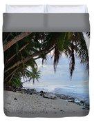 Beach Corner Duvet Cover